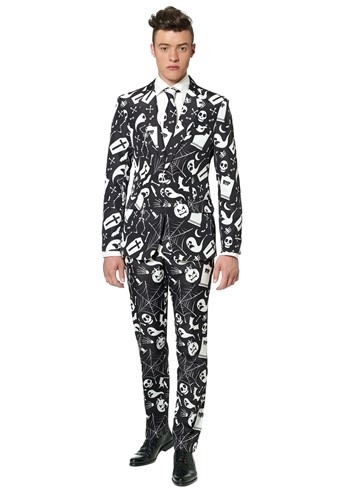 Halloween Ghost Men's Suit Suitmeister