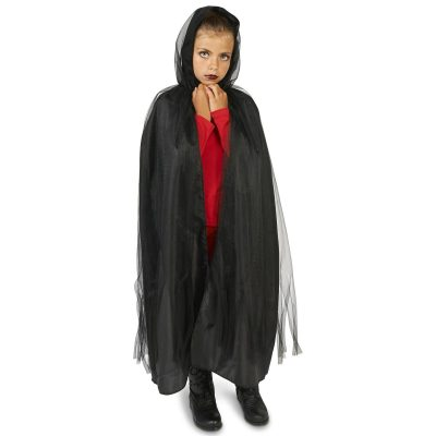 Hooded Lined Child Cape