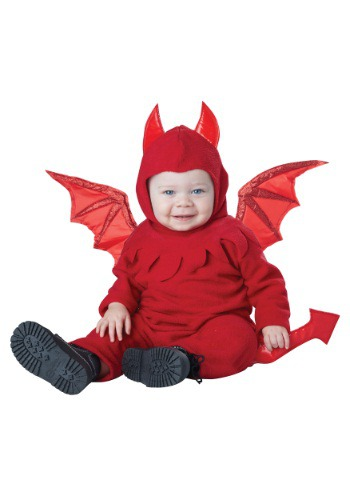 Infant/Toddler Lil Devil Costume