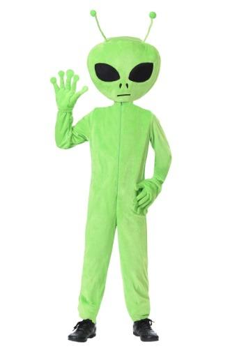 Kids Oversized Alien Costume