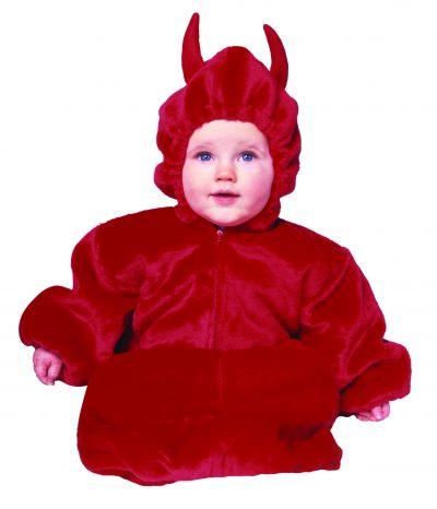 Little Devil Buntings Newborn Costume