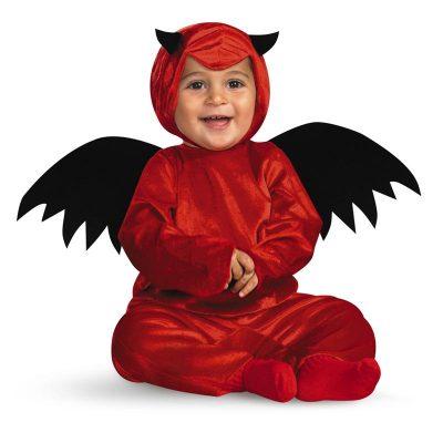 Little Devil Infants Costume