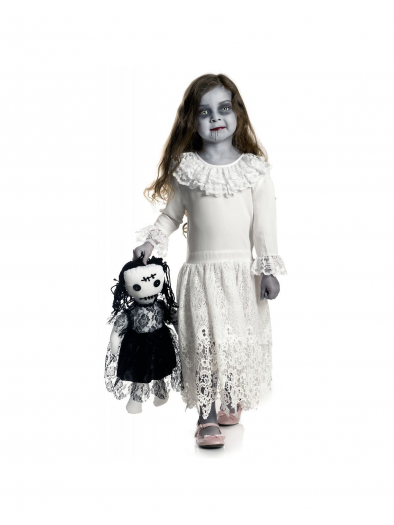 Little Miss Voodoo-Child Costume