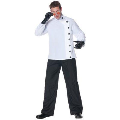 Mad Scientist Shirt Costume