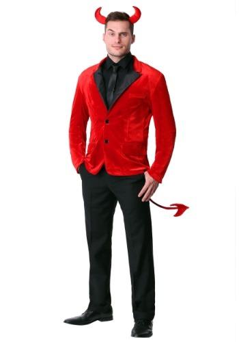 Men's Dashing Devil Costume