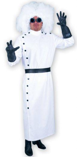 Men's Mad Scientist Costume Set
