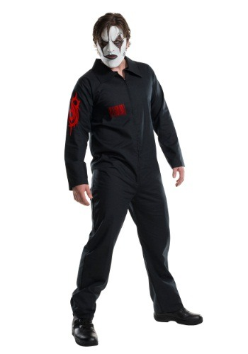Mens Slipknot Jumpsuit Costume