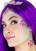 Mermaid Stencil and Makeup Kit
