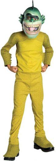 Monster V Alien Missing Link Child Costume