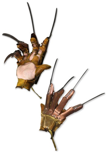 Nightmare on Elm Street Freddy Glove by NECA