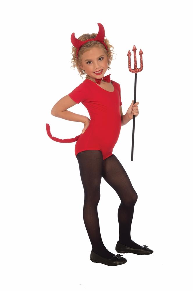 Plush Devil Child Costume Kit