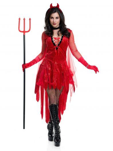 Red Hot Devil Costume