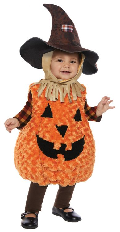 Scarecrow Toddler Halloween Costume