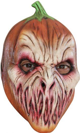 Scary Pumpkin Child Mask