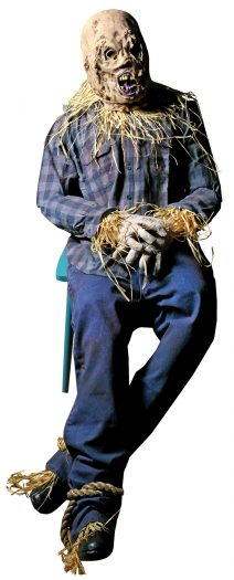 Scary Scarecrow Prop