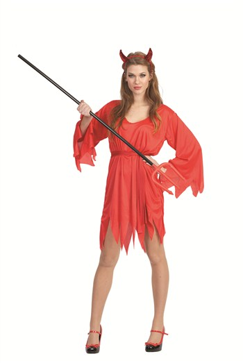 Sexy Devil Dress Costume