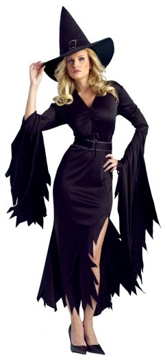 Sexy Wome's Gothic Witch Adult Costume