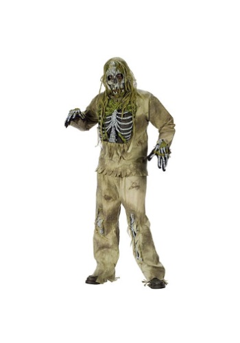 Skeleton Zombie Costume