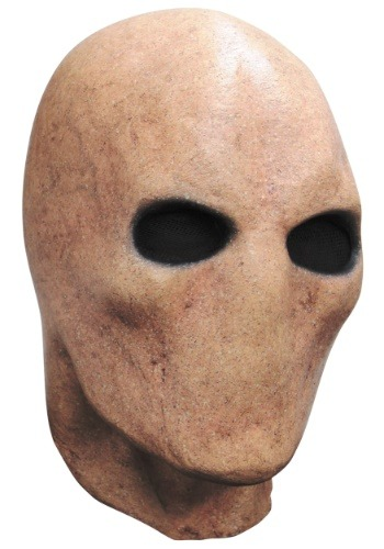 Slender Ghost Adult Mask