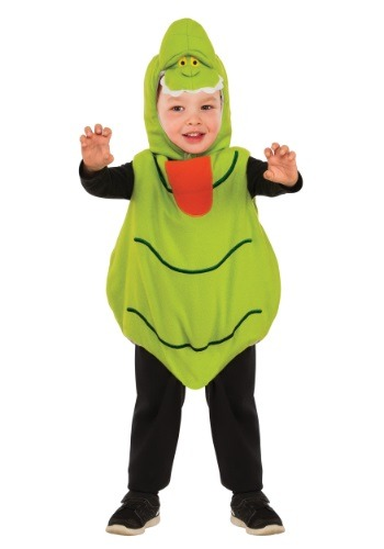 Slimer EZ-ON Romper Costume