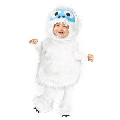Snow Beastie Costume
