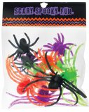 Spiders Plastic Asst 12PC
