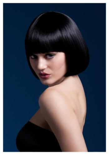 Styleable Fever Mia Black Wig