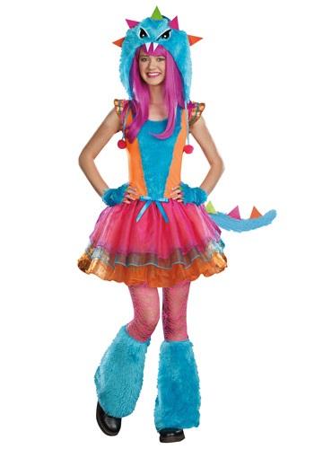 Teen Ferocious Lil Creature Costume