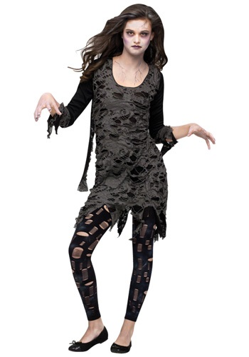 Teen Living Dead Costume