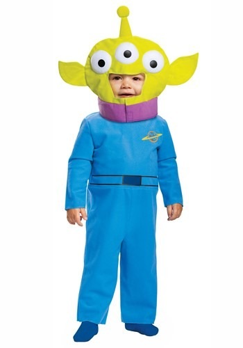 The Toy Story Infant Alien Costume