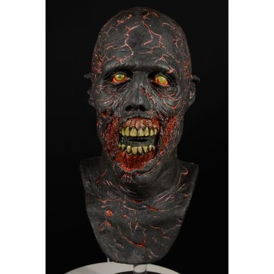 The Walking Dead: The Charred Walker Full Mask