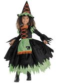Toddler Storybook Witch Costume