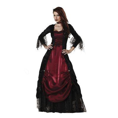 Vampira Gothic Costume