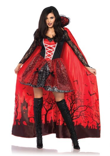 Vampire Temptress Adult Womens Costume