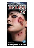 Vampire's Kiss Temporary Tattoo Kit