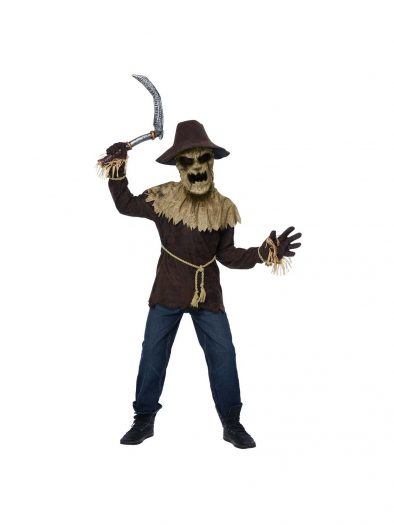 Wicked Scarecrow Kid's Costume