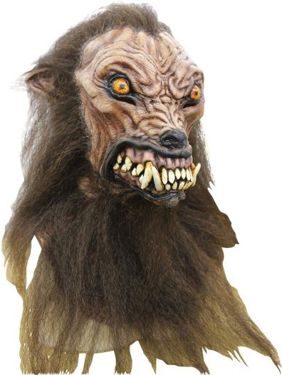 Wolfhound Latex Mask