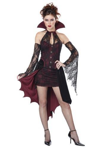 Women's Plus Size Vampire Vixen Costume