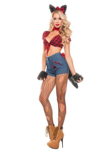 Women's Sexy Werewolf Costume