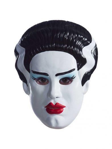 Women's Universal Monsters Bride of Frankenstein Vacuform Adult Mask