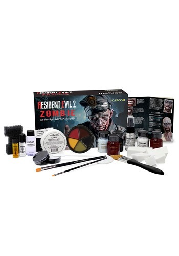 Zombie All-Pro Makeup Kit Resident Evil 2