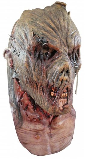 Zombie Scarecrow Adult Mask