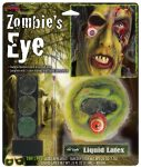 Zombie's Eyes Kit With Eye